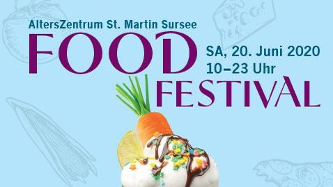Absage Food Festival vom 20. Juni 2020